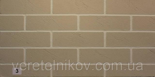 Гибкий клинкер «ELASTOCLIN» (Эластоклин) цветовая гамма №3