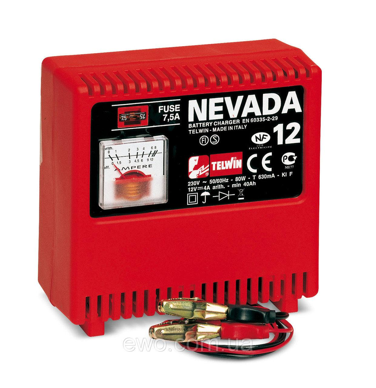 Зарядное устройство Nevatronic 12