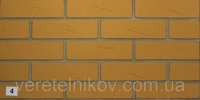 Гибкий клинкер «ELASTOCLIN» (Эластоклин) цветовая гамма №4