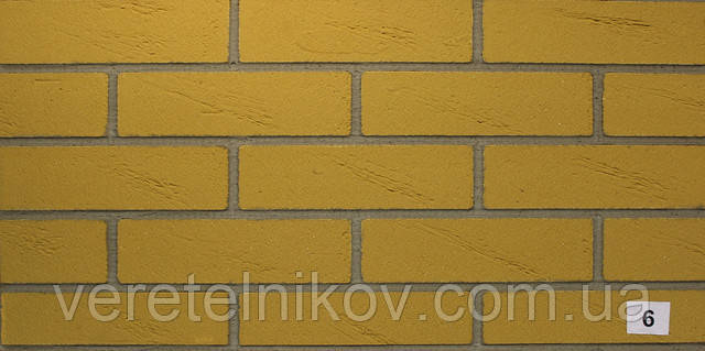 Гибкий клинкер «ELASTOCLIN» (Эластоклин) цветовая гамма №6
