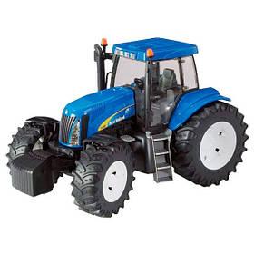 Модель трактора NEW HOLLAND T8040 1:16 (BRUDER)