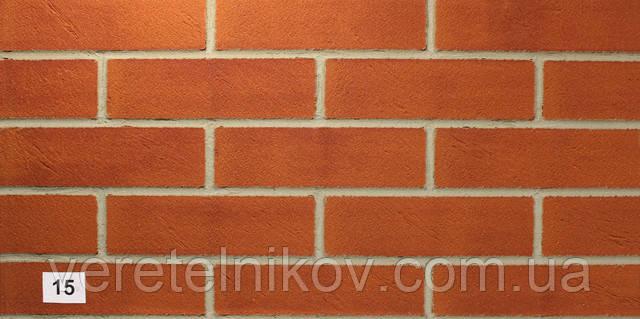 Гибкий клинкер «ELASTOCLIN» (Эластоклин) цветовая гамма №15