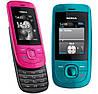 Корпус для Nokia 2220, с клавиатурой, черный, оригинал - Фото