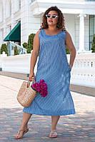 Сарафан женский  в расцветках 36925, фото 1