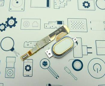 Кнопка home (домой) Meizu Pro 6 M570H золото Сервисный оригинал с разборки
