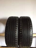 Автомобильные шины, летние, бу, 205 55 r16 Continental, ПАРА