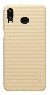 Чехол Nillkin Matte для Samsung Galaxy A6s (2018) Золотой