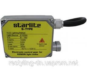Ballast S-TYPE 35W without mounting Блок розжига ксеноновых ламп, без крепления, STARLITE