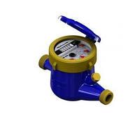 Счетчик холодной воды Gross MNK-UA С 25/260 многоструйный домовой мокроход