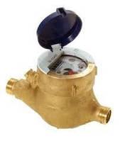 Счетчик холодной воды Sensus 420PC Q3 4 Ду 20 многоструйный мокроход класс точности С