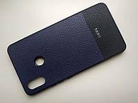 Чехол MOFI  для Xiaomi Mi max 3 синий
