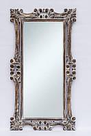"""Зеркало на стену  BST 530079 180*80 см коричневое """"Корона"""""""