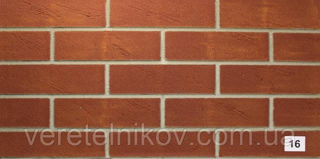 Гибкий клинкер «ELASTOCLIN» (Эластоклин) цветовая гамма №16