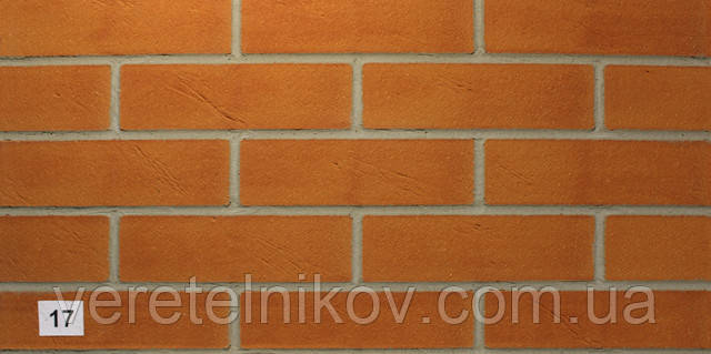 Гибкий клинкер «ELASTOCLIN» (Эластоклин) цветовая гамма №17