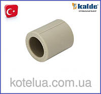 Kalde (белая) муфта соединительная Ø20
