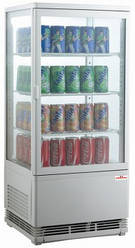 Шафа холодильна FROSTY RT78L-1D