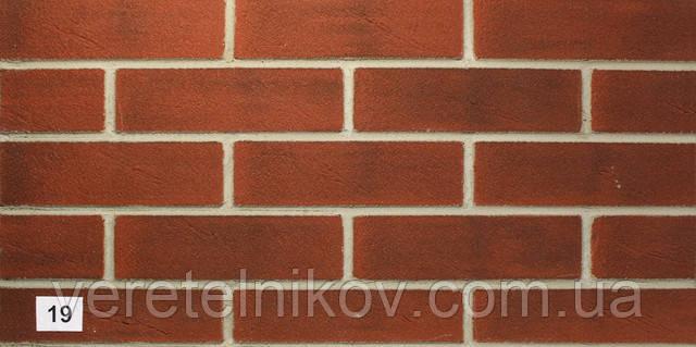 Гибкий клинкер «ELASTOCLIN» (Эластоклин) цветовая гамма №19