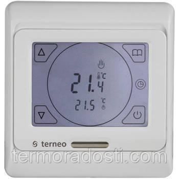 Terneo SEN программатор для теплого пола сенсорный (термостат)