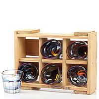 Набор голографических граненых стаканов