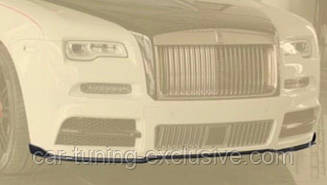 MANSORY front lip for Rolls-Royce Wraith