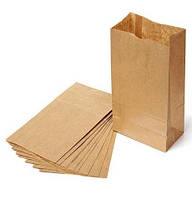 Бумажный пакет для чая и кофе 95х190х65
