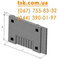 Плита среднего блока КС-9, фото 1