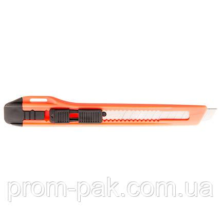 Канцелярский  нож 9 мм , фото 2