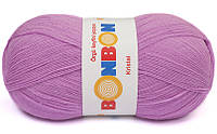 Nako BonBon Kristal розово-сиреневый № 98261