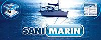 Компакты-измельчители и санитарные насосы SANIMARIN для кораблей, судов и яхт