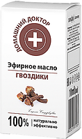 Эфирное масло Гвоздики 10 мл Домашний доктор