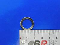 Кольцо плоское металлическое