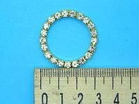 Кольцо в камнях