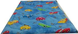 Одеяло детское 100% шерсть 110х140 см