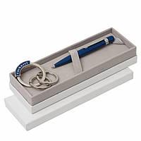 "Набор ""Cacharel"" ручка+брелок синяя"
