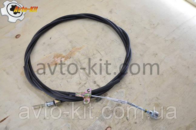 Трос тормоза стояночного Foton 1043-1 Фотон 1043-1 (3,3 л) 3700 мм, фото 2