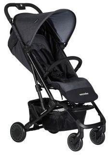 Детская прогулочная коляска Buggy XS Melange Grey Easywalker EX10006