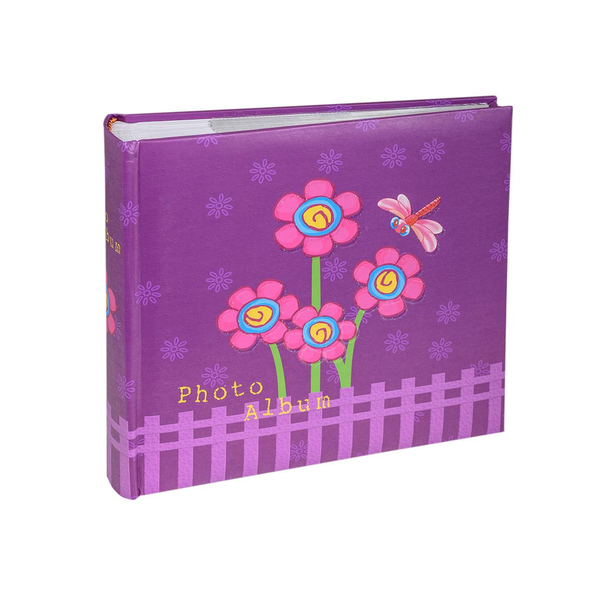 Альбом CHAKO 10*15/200 C-46200RCLG BEAUTIFUL фиолетовый