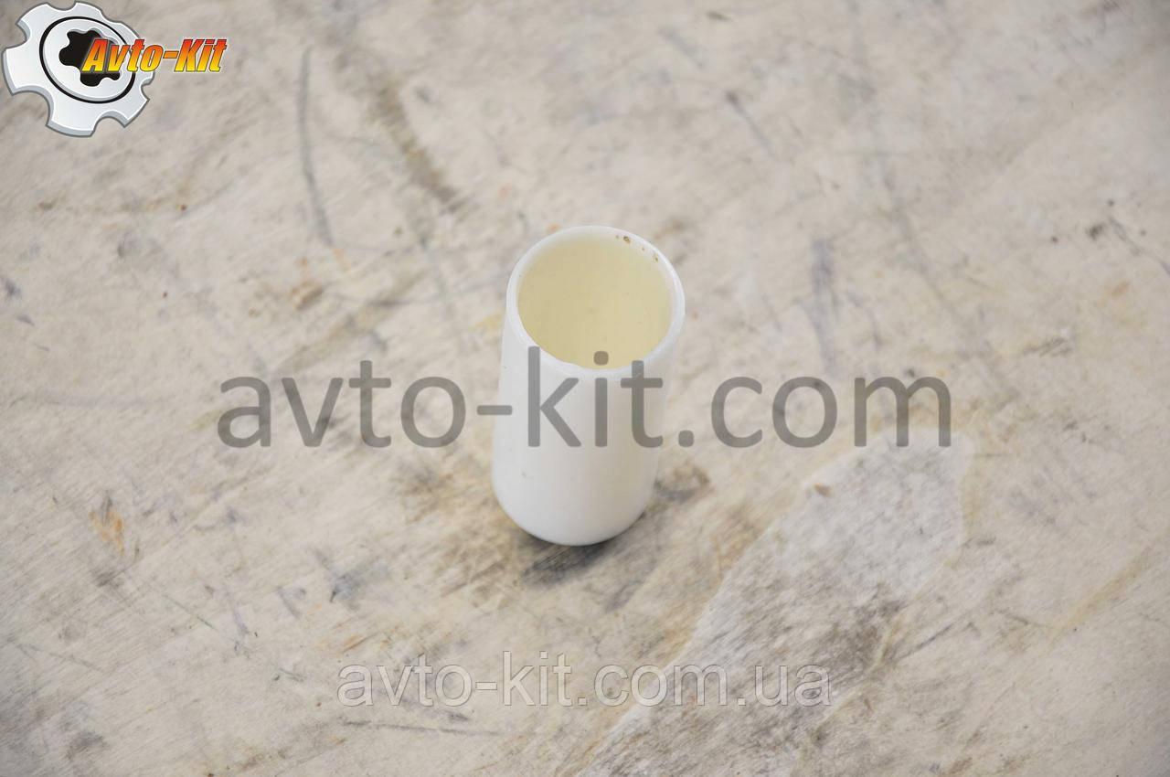 Втулка задней рессоры (пластик, большая) FAW 1061 ФАВ 1061 (4,75 л) d=35