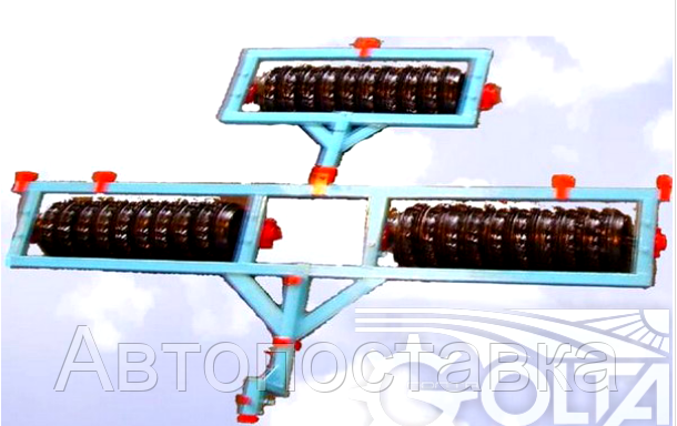 Каток зубчато-кольчатый  ККН-2,8ПМ