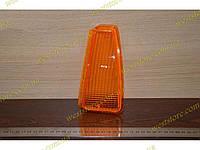 Рассеиватель поворотника (стекло) переднего Ваз 2108  2109 21099 правый желтый