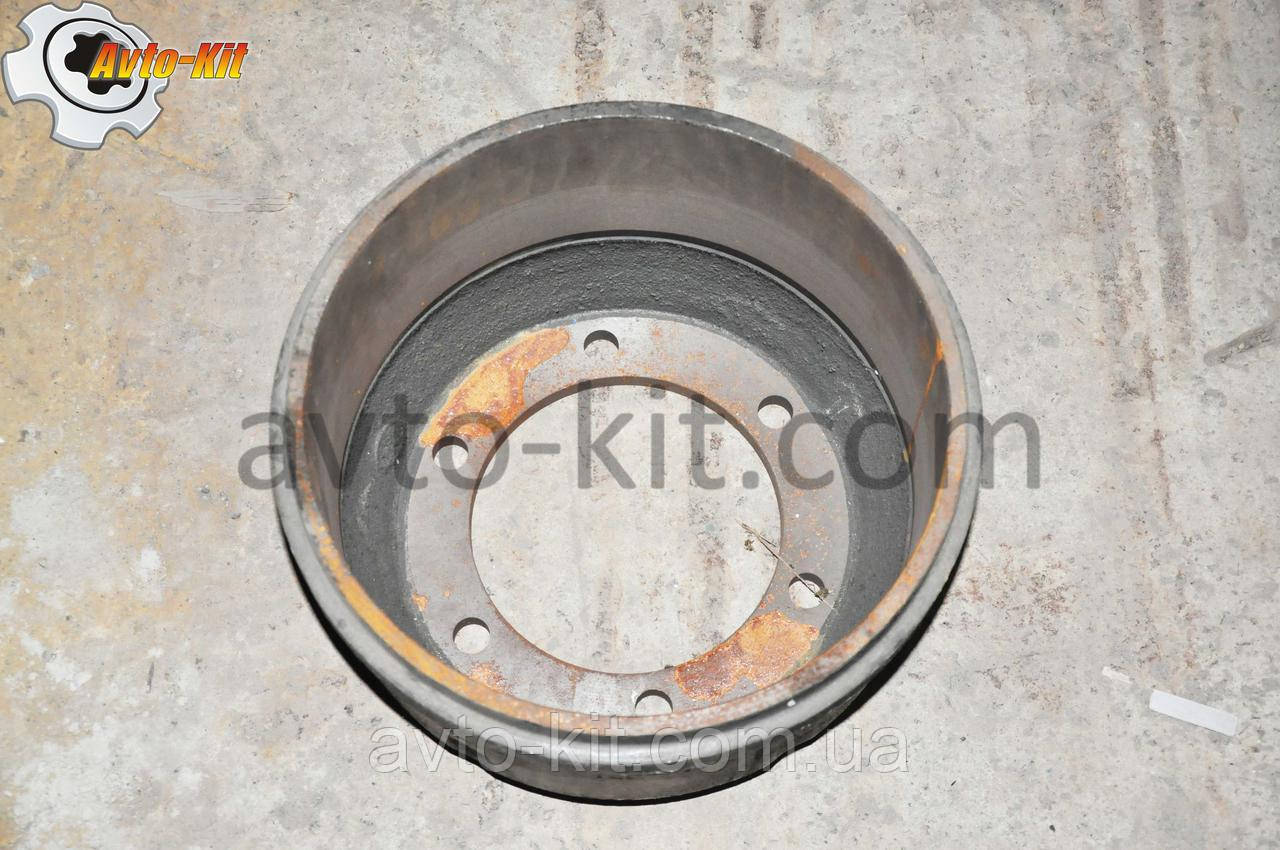Барабан тормозной задний FAW 1051 ФАВ 1051 (3,17) (выс 200 мм)