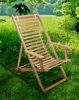 Кресло шезлонг Пикник (naturel)