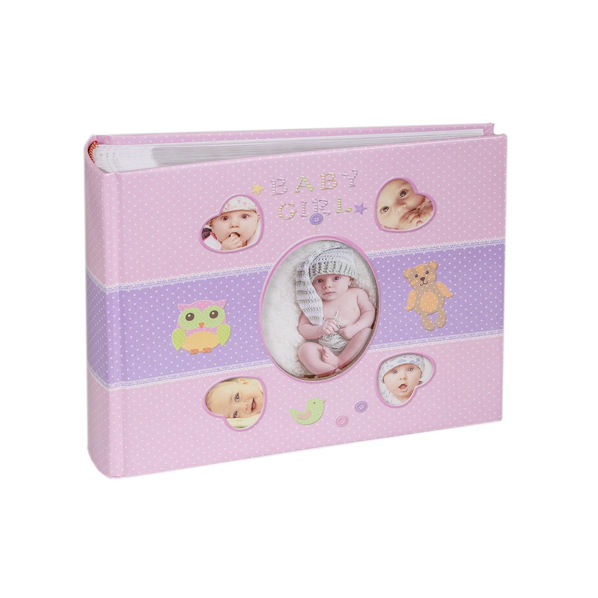 Альбом CHAKO 10*15/100 7061409-100 Babylove рожевий