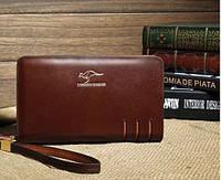 Мужская мини сумка-барсетка клатч портмоне KANGAROO KINGDOM