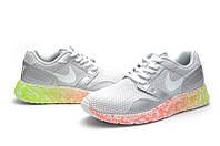 Женские кроссовки Nike Kaishi Run белого цвета, фото 1