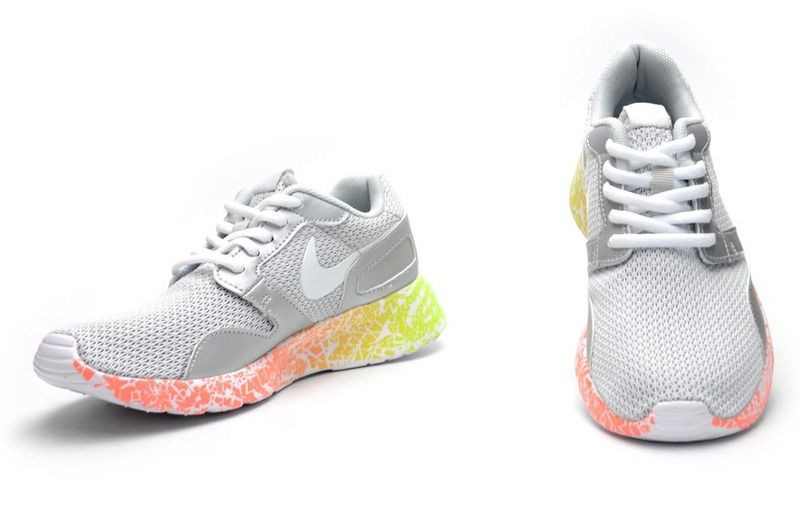outlet store ca494 6f35e ... Женские кроссовки Nike Kaishi Run белого цвета, ...