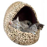 Мягкие места и домики для кошек