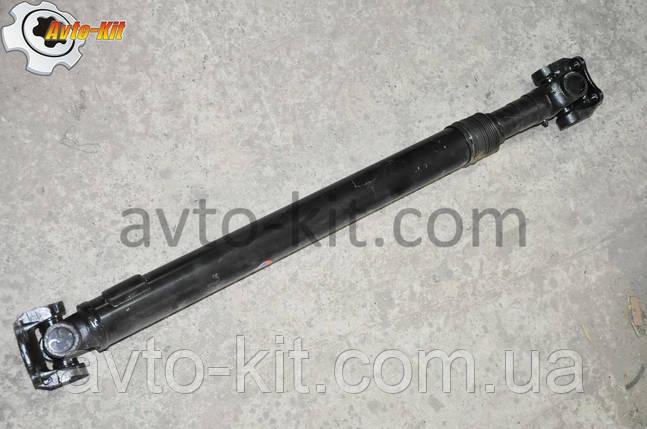 Вал карданный задний без опоры FAW 1031, 1041 ФАВ 1041 (3,2 л), фото 2