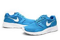 Женские кроссовки Nike Kaishi Run голубого цвета, фото 1