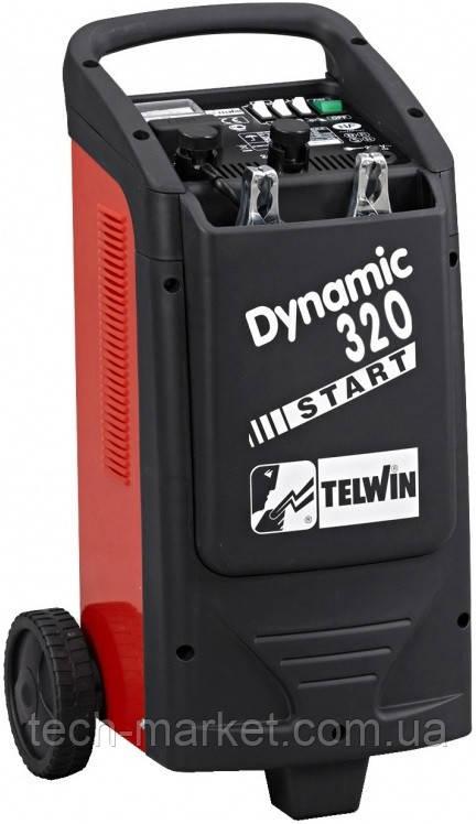 Пуско-зарядное устройство Dynamic 320 Start